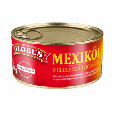 "Globus, ""Mexikoi""Mexican sandwich cream, 290g - 6/box"