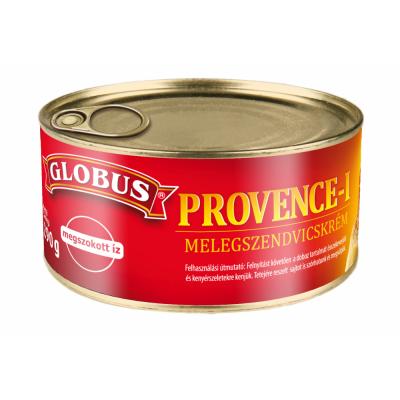 "Globus,""Provencei"" Provence-i, sandwich cream, 290g - 6box"