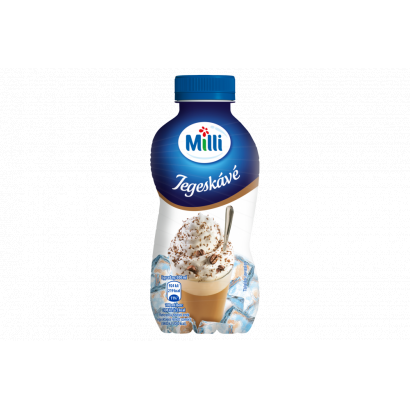 "Milli ""Jegeskave"" Iced Coffee, 300ml - 12/box"