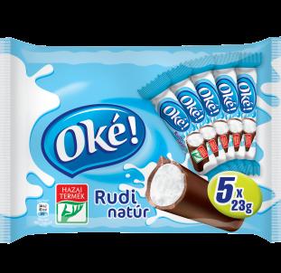 "Oke ""Rudi"" natur, 5 x 23g - 13/box"