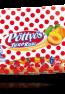 "Pottyos Rudi,""Kajszis"" Apricot curd dessert, 6x30g - 15/box"