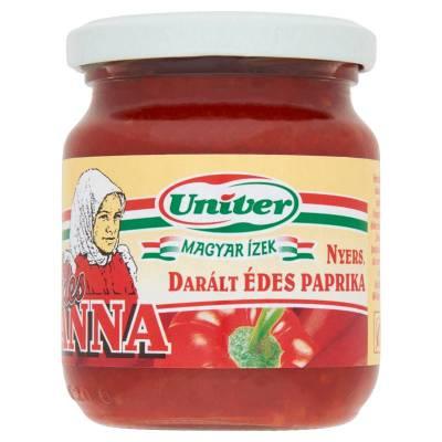 "Univer ""Edes Anna"" Sweet Paprika pure, 200g - 6/box"
