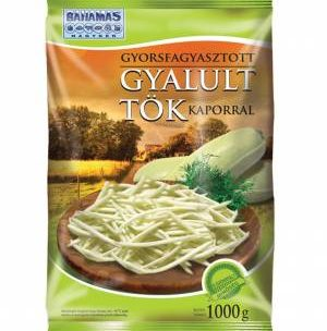 "Bahamas ""Gyalult Tok"" Shredded Pumpkin, 1kg - 10/box"