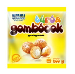 "Bahamas ""Turogomboc"" cottage cheese dumpling, 500g - 15/box"