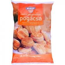"Frigotti ""Sajtos Pogacsa"" Cheese and Sour cream Scone, 1000g - 8/box"