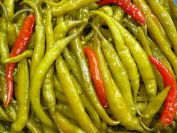 "Vecsesi Fules ""Pepperoni"" peppers, HOT, 300g - 800g - 14/box"