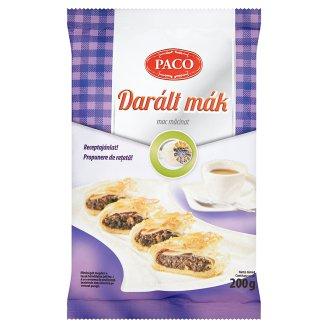 "Paco ""Daralt mak"" Poppy seed grated, 200g - 20/box"