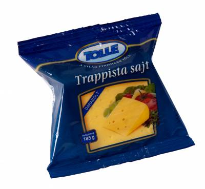 "Tolle ""Trappista"" Cheese, 185g - 15/box"